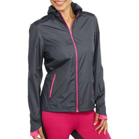 49da7d3477a Danskin Now - Women s Active Wind Jacket - Walmart.com