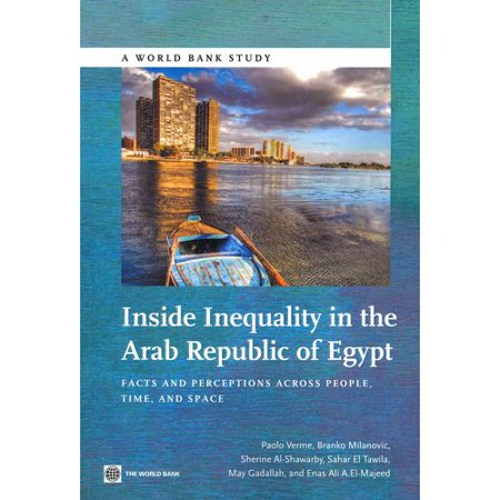 Inside Inequality In The Arab Republic Of Egypt  Facts And Perceptions Across People  Time  And Space  World Bank Study
