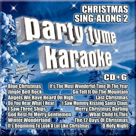 Party Tyme Karaoke: Christmas Sing-Along, Vol. 2 (CD) ()