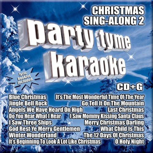 Party Tyme Karaoke: Christmas Sing-Along, Vol. 2