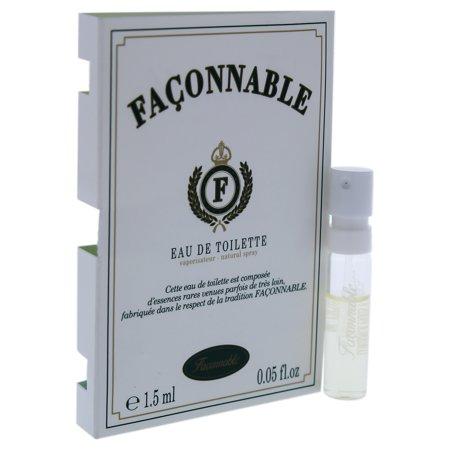 Faconnable by Faconnable for Men - 1.5ml EDT Spray Vial (Mini)
