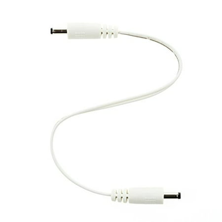 EShine Interconnect Cable for LED Under Cabinet Lighting with Wire Clips for Comfortable Installation (6 inch,