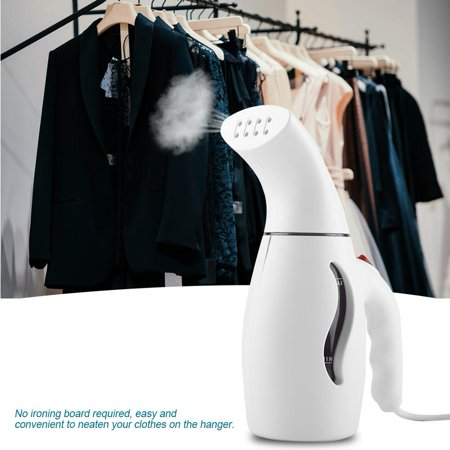 Anauto Large Capacity Portable Handheld Clothes Steamer, Perfect Travel Garment Steamer for Suits, Sofas, Curtains, Carpets, Automotive
