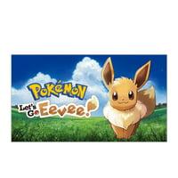 Pokemon Let's Go Eevee, Switch, Nintendo [Digital Download]