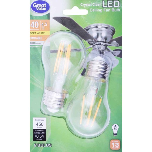 Led Ceiling Fan Light Bulbs