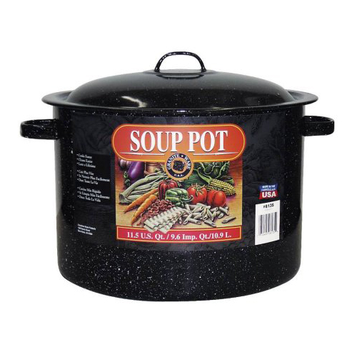 COLUMBIAN HOME PRODUCTS 6135 11-1/2Quart Cover Stew Pot