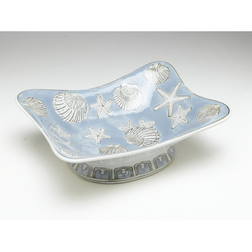 AA Importing Sea Shell Decorative Bowl by AA Importing