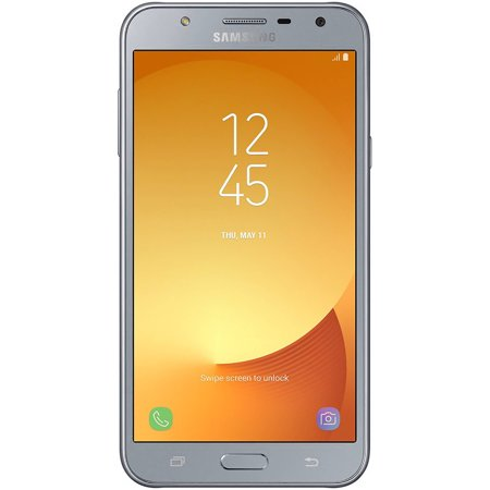 Samsung Galaxy J7 Verizon and GSM Unlocked - Silver 16GB (Seller  Refurbished)