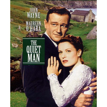 The Quiet Man (1952) 11x14 Movie Poster (1952 Movie Poster)