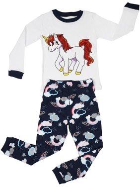 5964fce6b Elowel Pajamas Baby Pajamas - Walmart.com