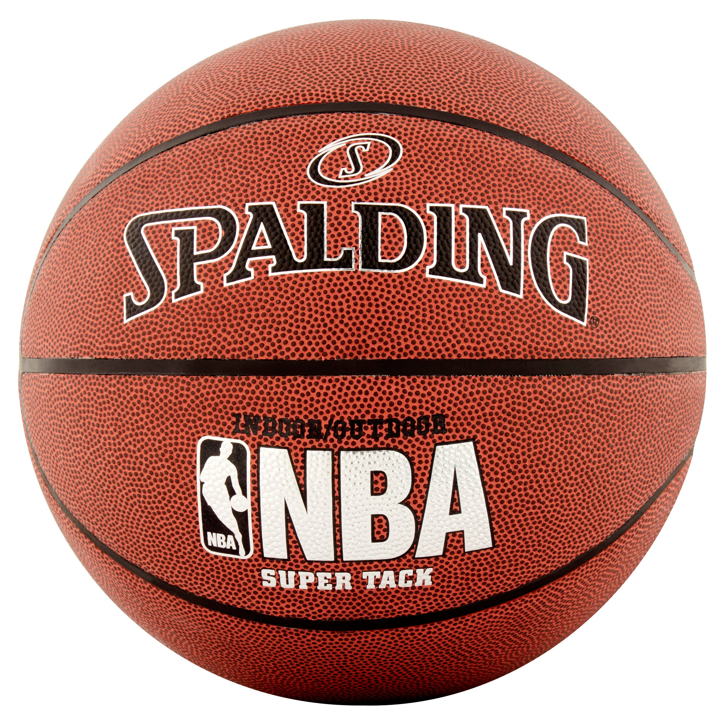 Spalding NBA Super Tack Indoor/Outdoor Basketball