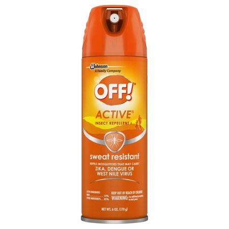 OFF! Active Insect Repellent I, 6 oz