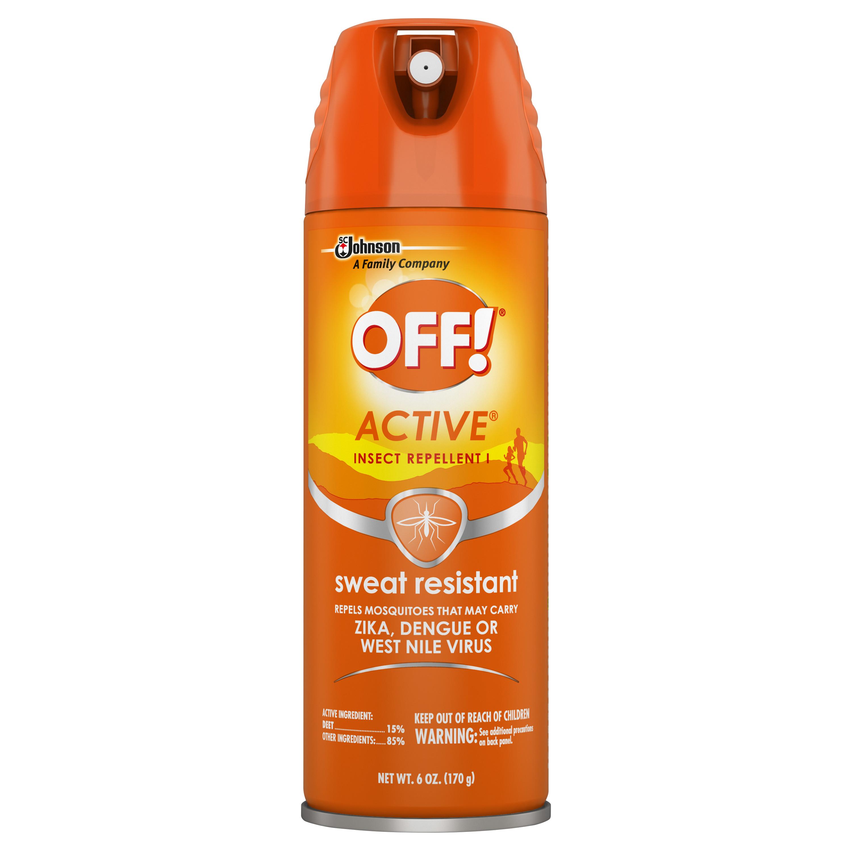 OFF! Active Insect Repellent I 6 oz