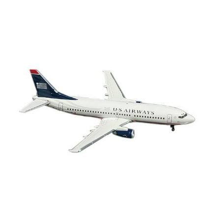 Gemini Jets US Airways B737-300 1:400 Scale