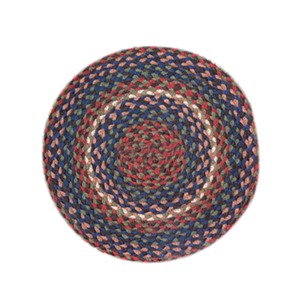 Home Decorative Jute Chair Pad CH-40