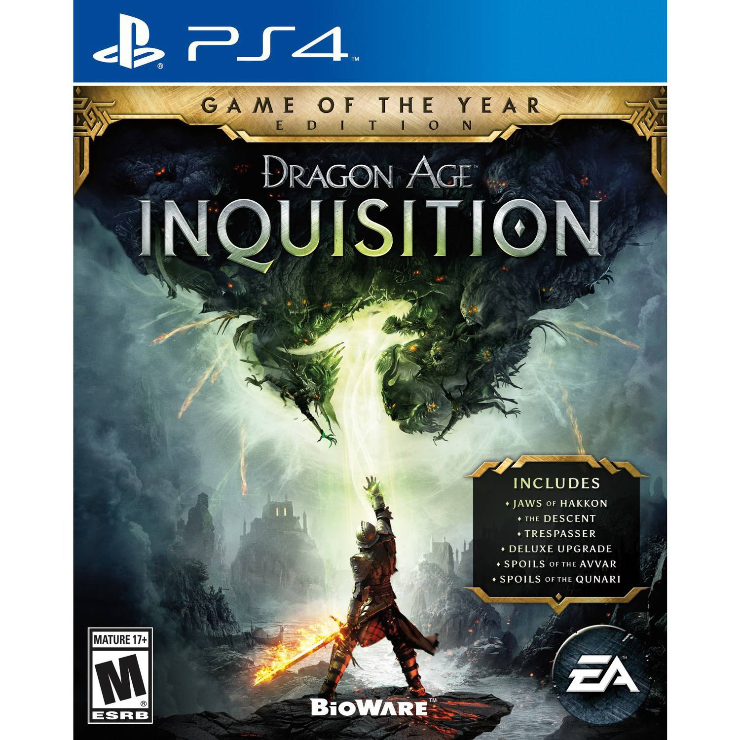 Dragon Age Inquisition Game of the Year Edition (PS4)