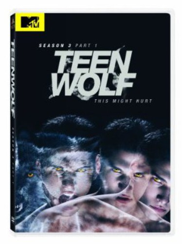 Teen Wolf: Season 3, Part 1 (DVD) by Mgm