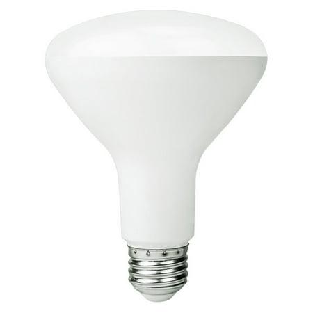 dimmable led br30 flood light bulb 10w 65w equal. Black Bedroom Furniture Sets. Home Design Ideas