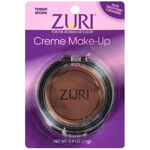 Zuri: Creme Make-Up Cosmetics, .4 Oz