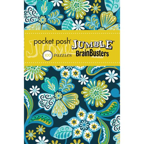 Pocket Posh Jumble Brainbusters 3: 100 Puzzles