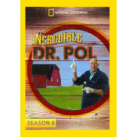 Halloween Pll Season 1 (National Geographic: Incredible Dr. Pol Season 8)