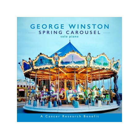 George Winston - Spring Carousel (CD) (Best Of George Winston)