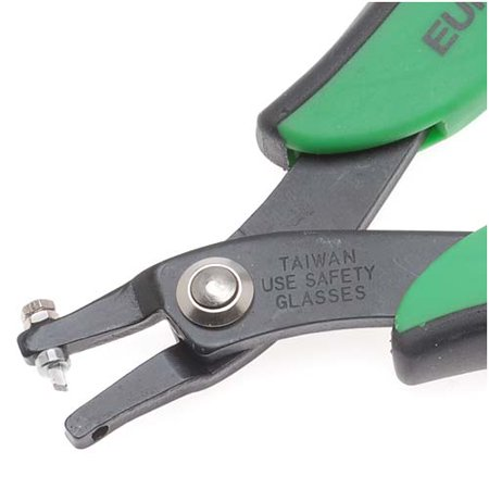 Punched Metal Sheets (Eurotool EuroPunch 1.5mm Square Hole Punch Pliers For Sheet Metal )