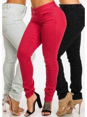 ac9518377 CACHE & NYDJ Brand Womens Juniors (3 Pack) Blue Black