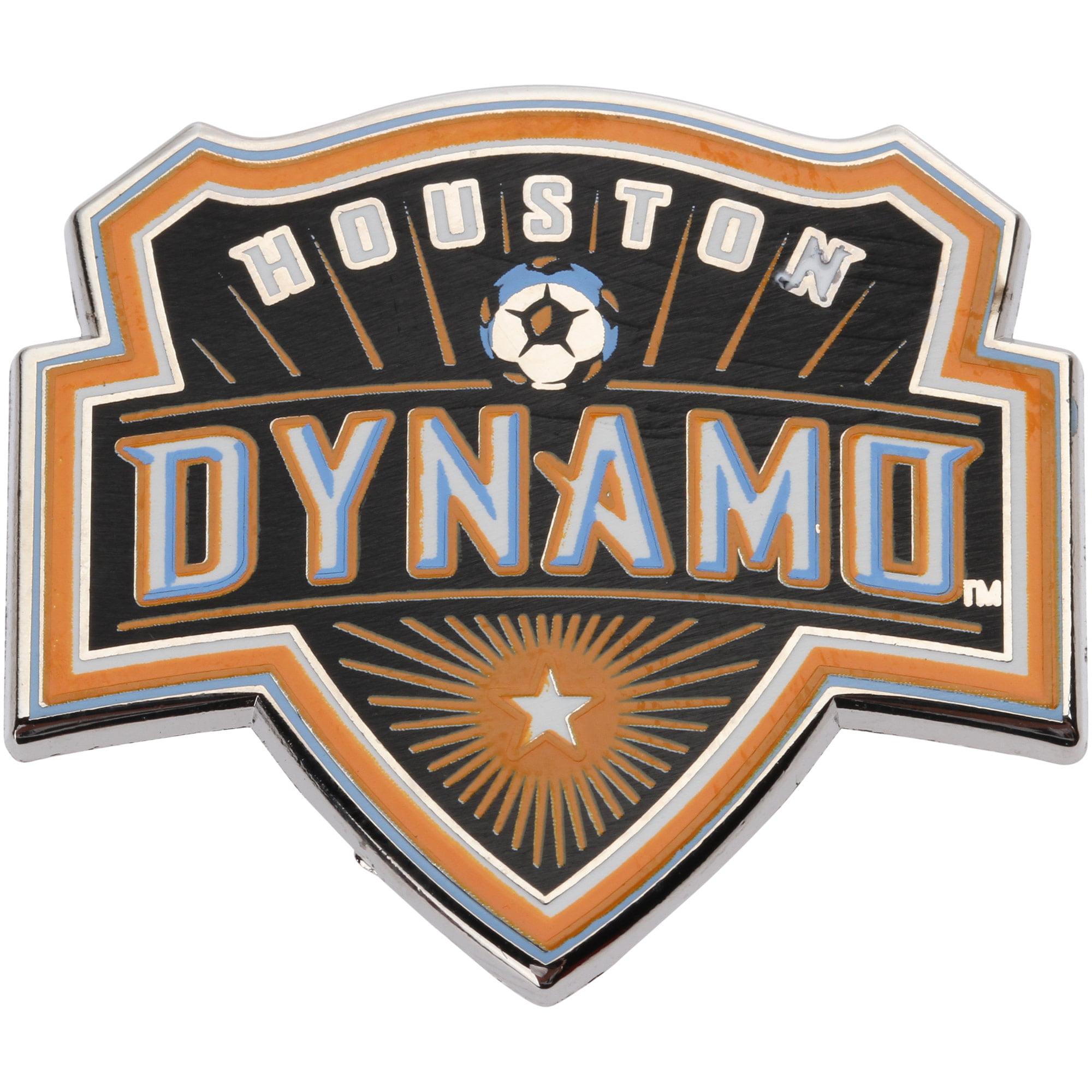 Houston Dynamo Logo Pin - No Size