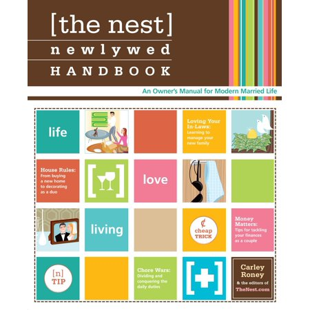 Bmw Owners Handbook - The Nest Newlywed Handbook : An Owner's Manual for Modern Married Life