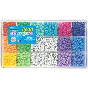Bead Extravaganza Bead Box Kit 22.4oz-Alphabet