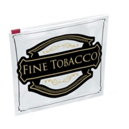 Low Density Plastic Bags (AMZ Slider Lock Tobacco Bags 6.5 x 10. Pack of 100 Fine Tobacco Print Reclosable Bags 6 1/2 x 10. Pre-Printed Clear Plastic Bags. Low Density Polyethylene. Impressive Clarity. Thickness 4 Mil. )