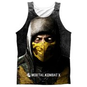 Mortal Kombat X - Finish Him - Tank Top - XX-Large
