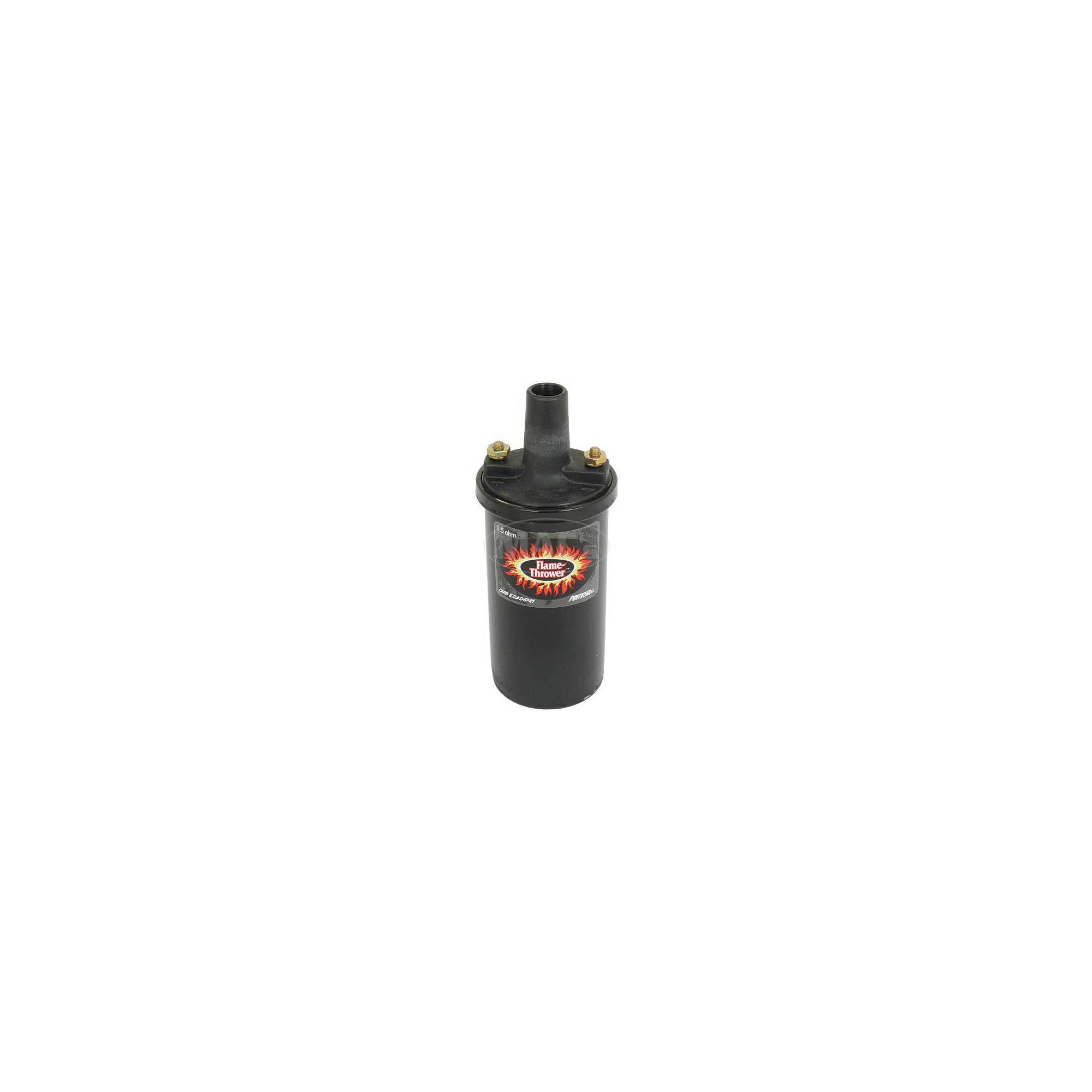 Pertronix Flame Thrower Coil Black Epoxy Filled 40,000 1.5 ohm  Free Shipping