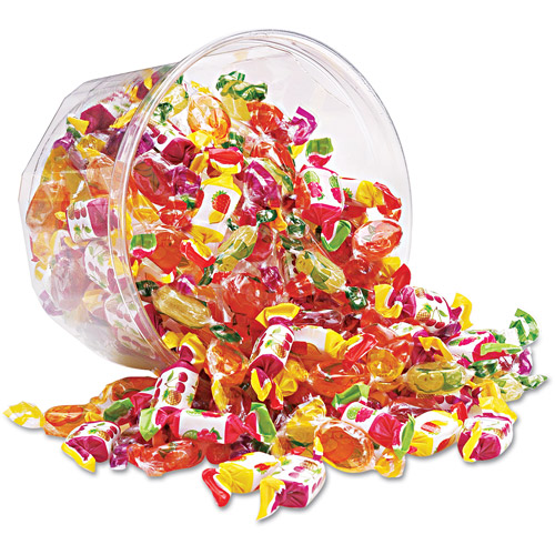 Office Snax European Fruit-Filled Chews Candy, 26 oz