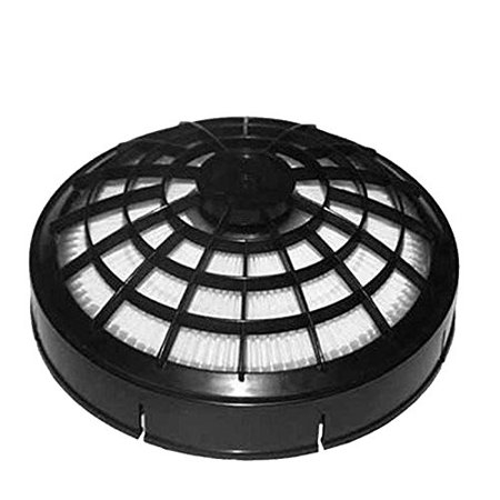Compact Filter Case - 1 Case (50) Compact Dome Top HEPA Filter with Frame fits Tristar COR-1805, Proteam 106526, Airstorm 163104, Patriot 10-0219-H Vacuums