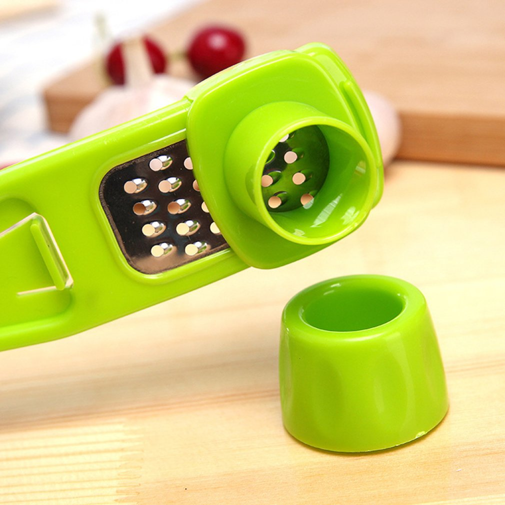 Grinding Garlic Mill Multifunction Ginger Garlic Crusher Garlic Press Device by