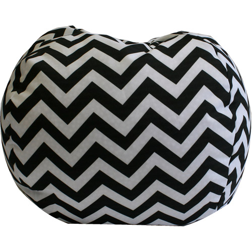 Incroyable Newco Kidsu0027 Chevron Bean Bag Chair, Multiple Colors