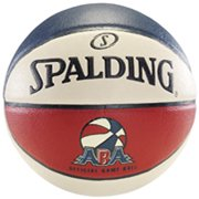 Spalding ABA Official Game Ball