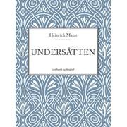 Undersåtten - eBook