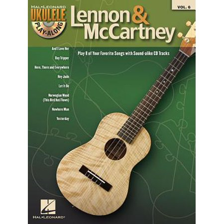 Lennon & McCartney : Ukulele Play-Along Volume 6 ()