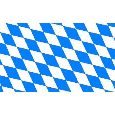 3x5 Bavaria Germany German Bavarian Flag Perfect for Octoberfest Oktoberfest New