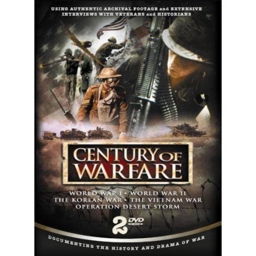 Century Of Warfare: WWI / WWII / Korean War / Vietnam War / Operation Desert Storm