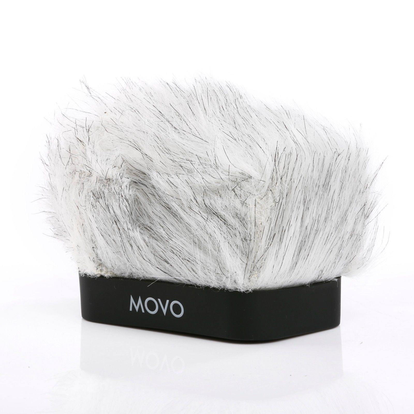 Movo WS-R10 Professional Furry Windscreen with Acoustic Foam Technology for Zoom IQ-6,... by