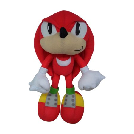 Great Eastern Sonic The Hedgehog: Knuckles Plush - Is Knuckles A Hedgehog