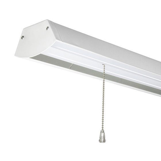 3,200 Lumens, 48W LED 4 Ft. Shop Light, 4100K, Cool White