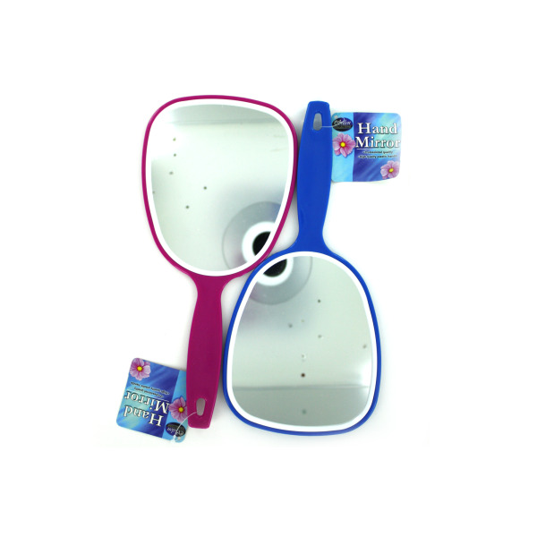 Bulk Buys Hand Mirror, Case of 24