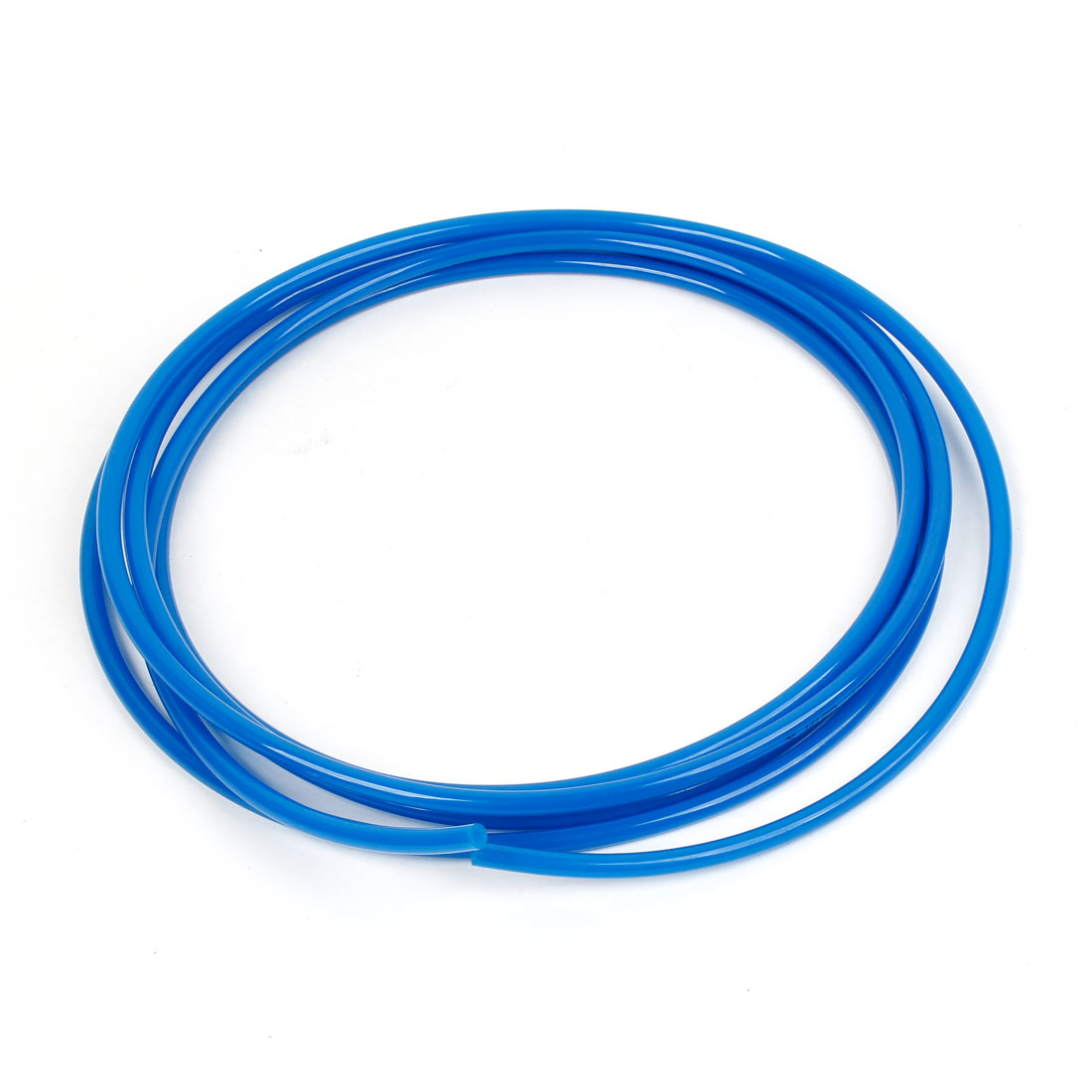 Unique Bargains Blue 8mm OD 5mm ID 5 Meter 16.4Ft Pneumatic PU Air Tube Hose