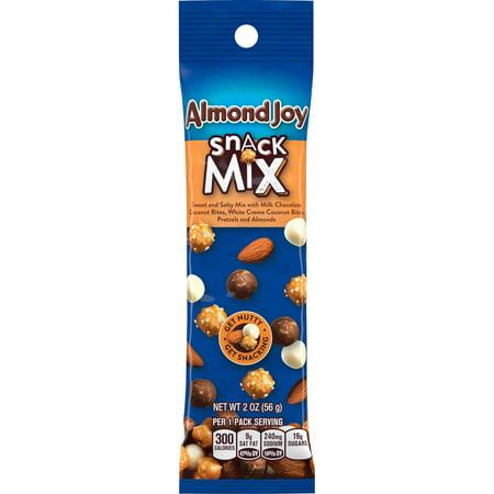Image of Almond Joy Snack Mix, 2 oz, 10 count