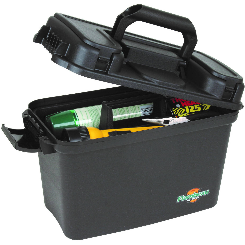 Flambeau Outdoors Dry Box Storage